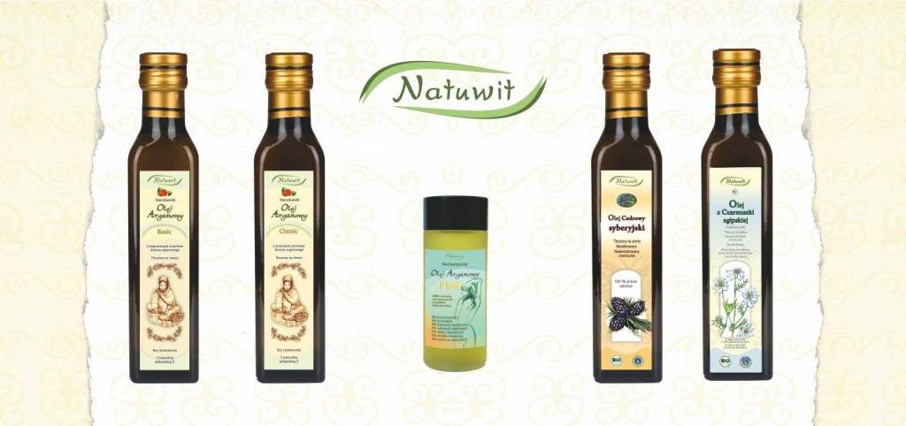 natuwit oleje naturalne